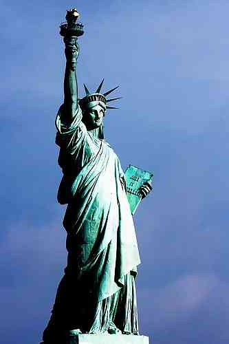 statue of liberty ordain online